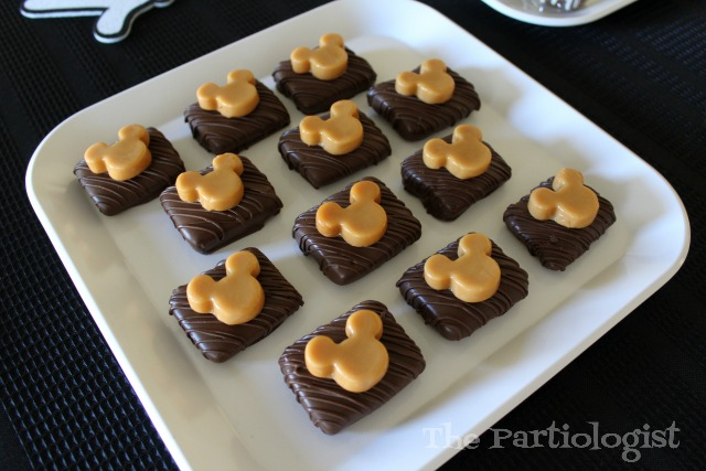 chocolate mickey marshmallows