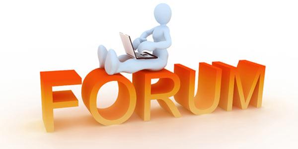 Menciptakan backlink di forum