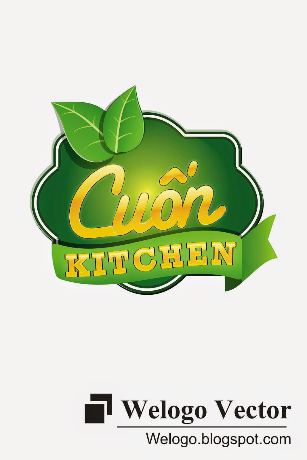 Cuon Kitchen Logo | welogo