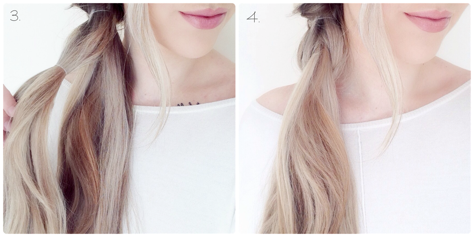 5 Minute Hairstyles Braids: 5 Minute Hairstyle