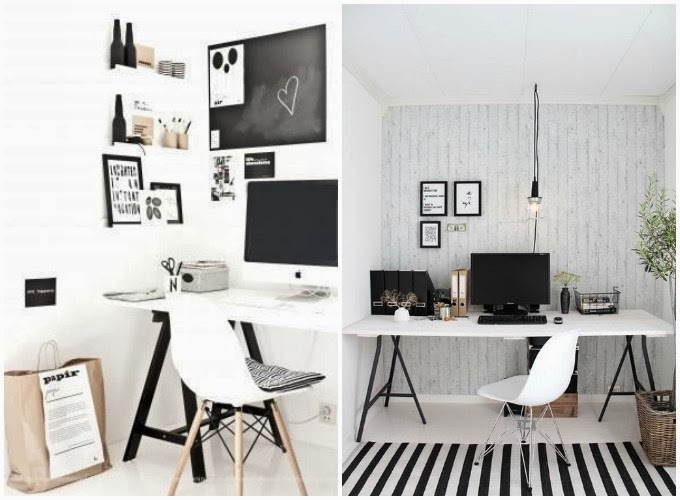 Workspace inspiration bildh bsch for Schreibtisch inspiration