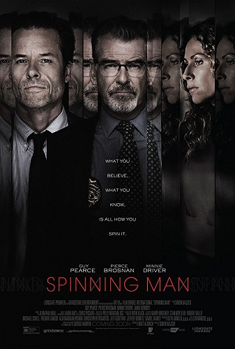 Film Spinning Man 2018