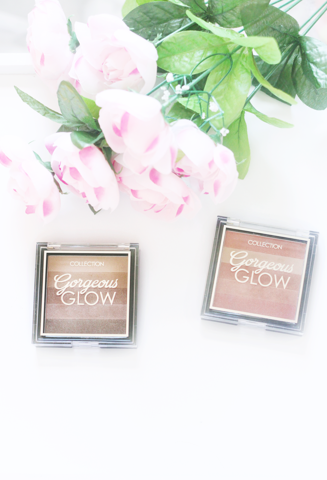 An image of the COLLECTION Cosmetics Gorgeous Glow bricks