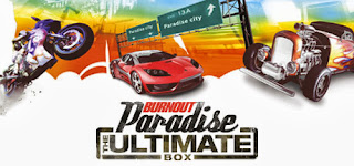 Free Download Game Burnout Paradise for PC