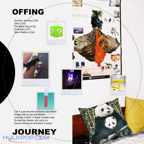Offing – Journey – EP