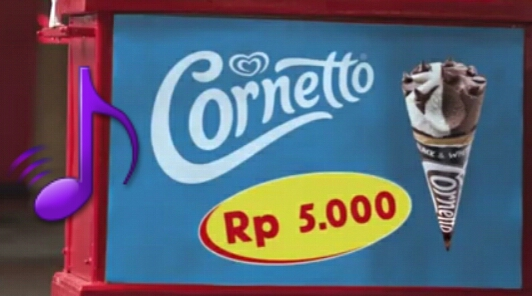 cover image lagu cornetto black white 5000 terbaru
