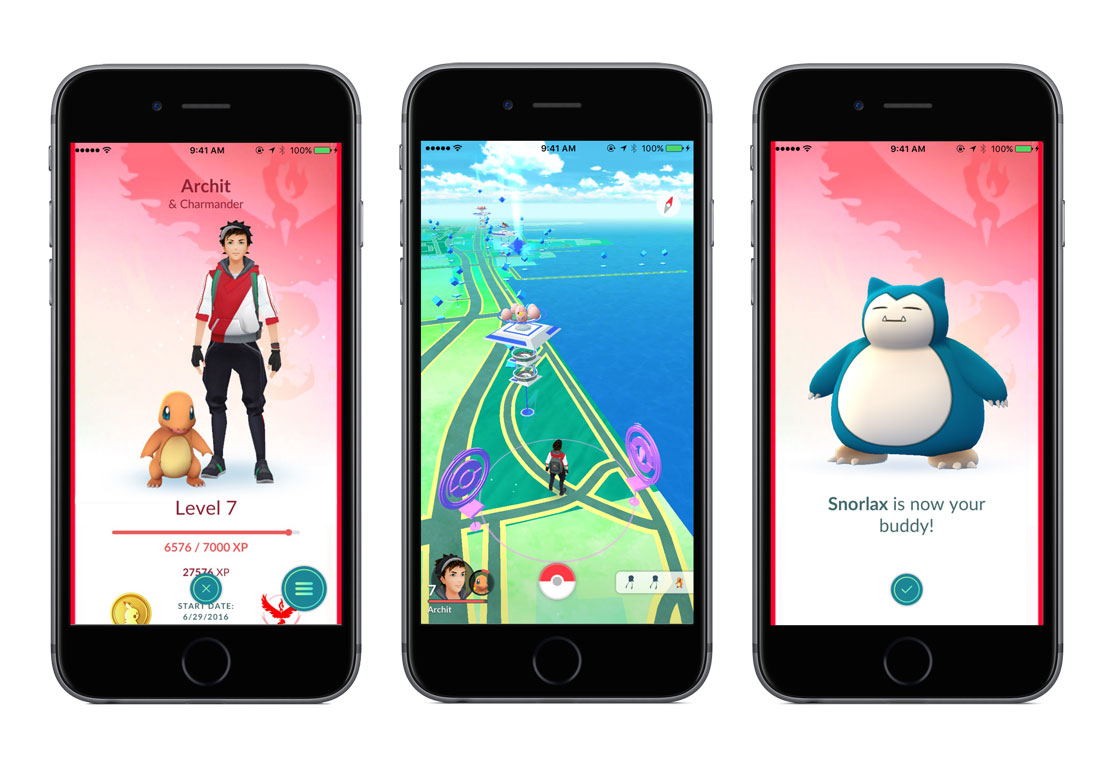 Pokemon GO has a new rewarding feature called the Buddy Pokemon