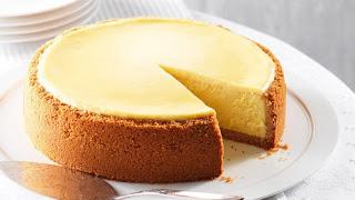 Resep Cheese Cake Lembut