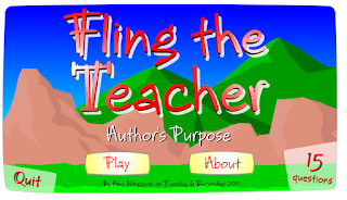 Author's Purpose digital game