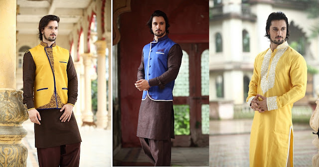 Get the Ethnic Look with Pathani Suits | Party Wear Options for men