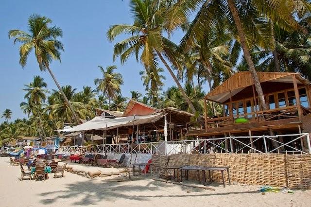 Cuba Beach Bungalows in Palolem, Goa
