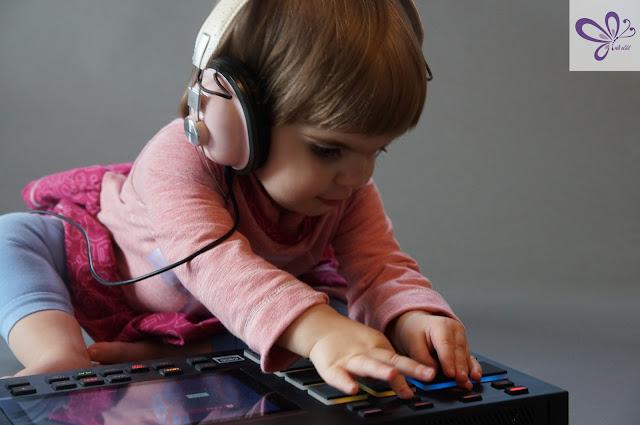 Plotterdatei laut von shhhout - akai mpc - Babykleid nach kaidso onlinekurse