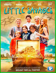 Little Savages (2016) | 3gp/Mp4/DVDRip Latino HD Mega