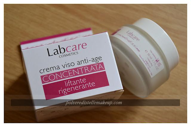 Crema Viso Anti-age Concentrata Liftante e Rigenerante LabCare