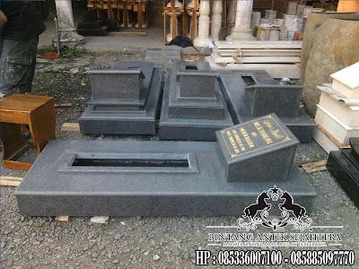 Makam Granit Minimalis