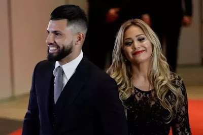 Aguero seperated with girlfriend