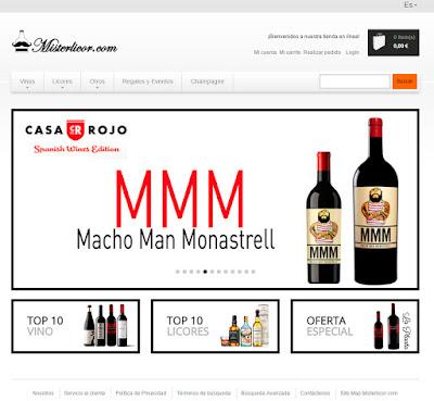 Misterlicor es una tienda online de vinos y licores localizada en segovia, especialistas en ribera y rueda