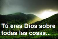 Devocionales cortos cristianos: El poder de Dios está sobre todo problema.