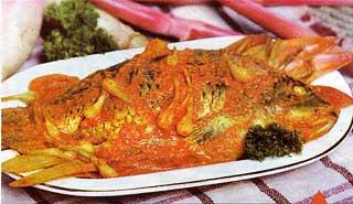 resep arsik ikan mas