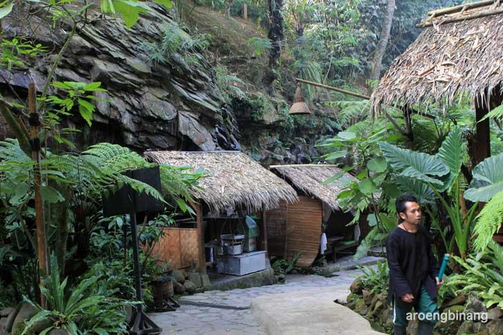 kampung daun parongpong bandung