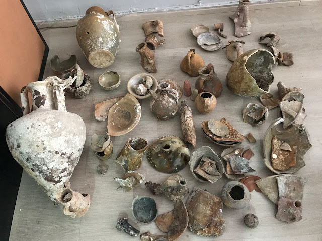 Συνελήφθη 45χρονος στην Ηγουμενίτσα, με αρχαία αντικείμενα