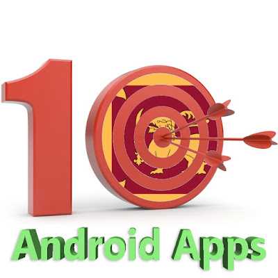 Ten useful Android apps for Sri Lankans