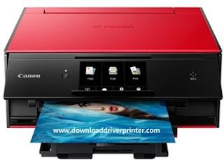 Canon PIXMA TS9055 Printer Driver Obtain