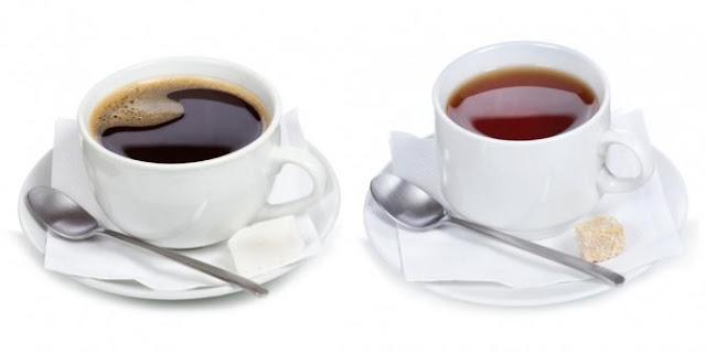 Minum Teh Atau Minum Kopi, Mana Yang Lebih Baik Untuk Tubuh?