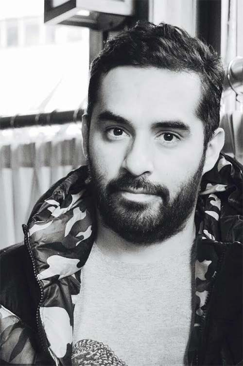 Juan Camilo Rincón, fotografía por Jimena Cortés
