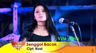 Lirik Lagu Senggol Bacok - Vita Alvia