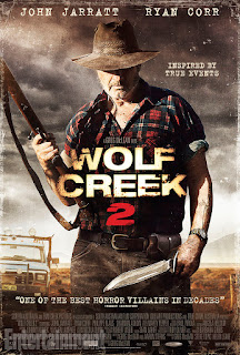 Wolf Creek 2 Horror Movie Review