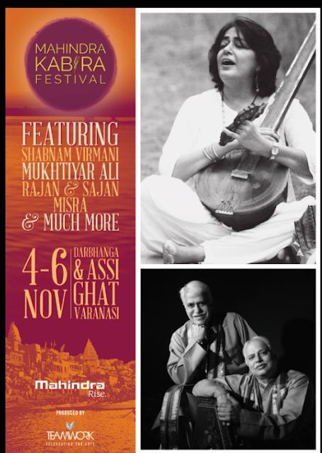 Mahindra Kabira Festival - PR Image