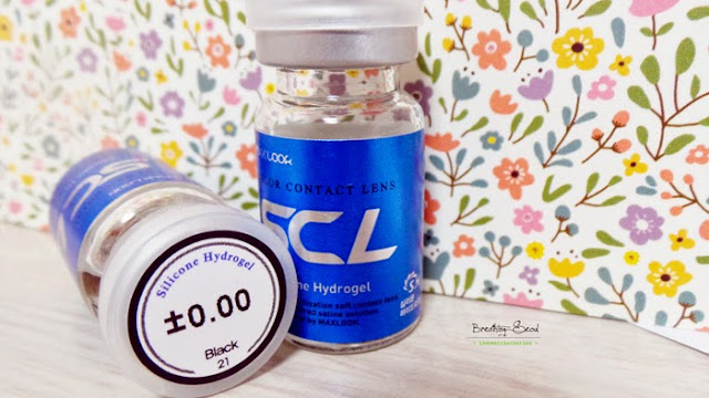 scl 21 black lens circle klenspop beauty review korea seoul