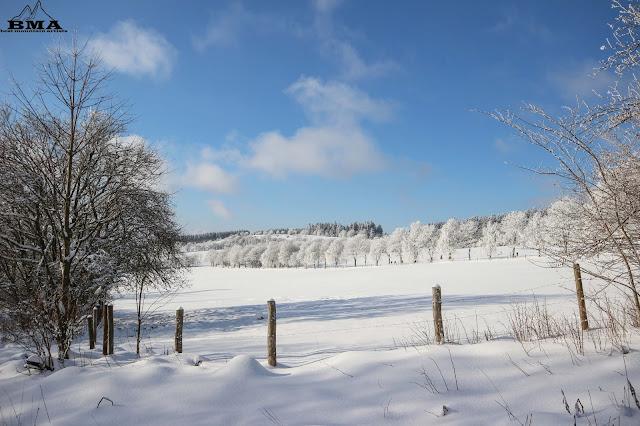 Langlauf Loipen am Hoherodskopf Skigebiet Hessen outdoor blog BMA Best Mountain Artists Schotten