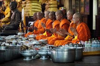 Haruskah Umat Buddha Menjadi Vegetarian?