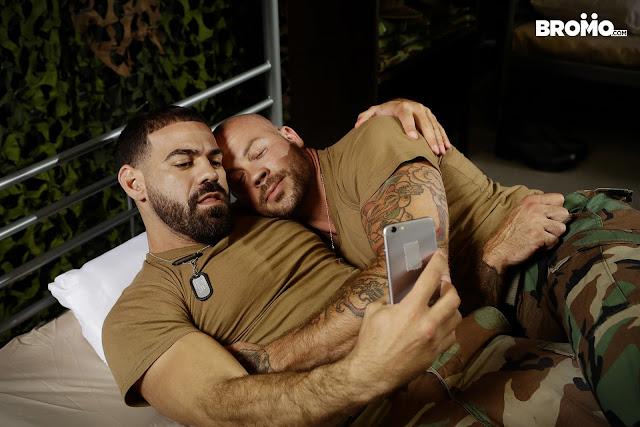BROMO - Barracks Buddies - Sean Duran / Ricky Larkin