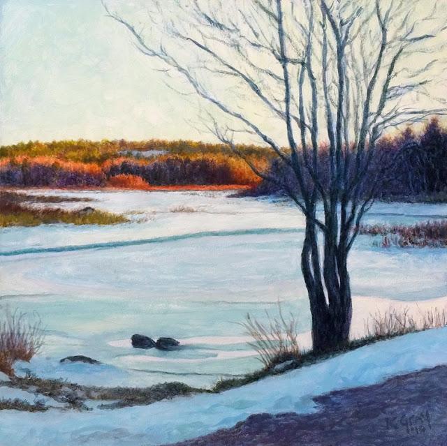 Last Threads of Sunlight by Kaitlin Gray