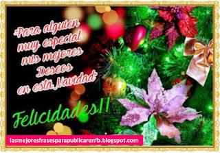 Frases De Navidad: Para Alguien Muy Especial