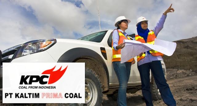 Lowongan Kerja PT Kaltim Prima Coal (KPC) Geodetic Engineer April 2017