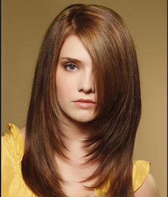 Terpopuler 30+ Model Rambut Bob Panjang Untuk Wajah Bulat