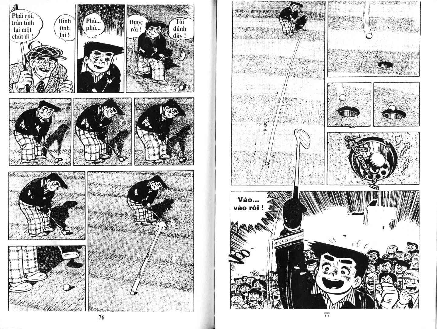 Ashita Tenki ni Naare chapter 51 trang 37