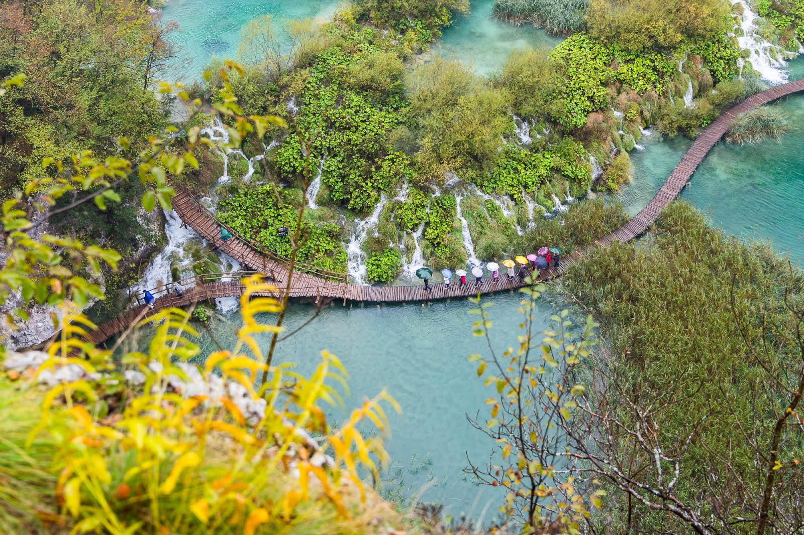 Parc National Plitvice