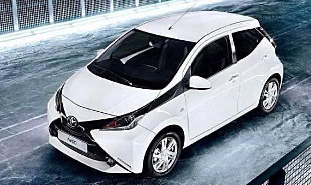 Toyota Aygo Release Date and Price 2016