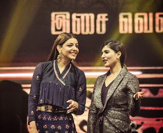 mersal tamil movie audio launch stills