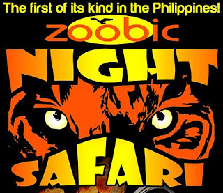 zoobic night safari themepark at subic