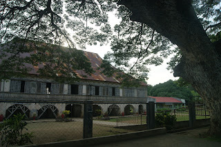 Lazi Convent in Siquijor