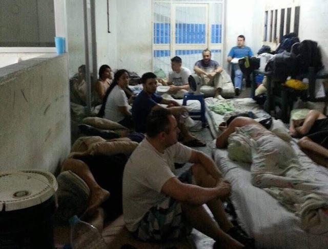 Amnistía Internacional exige la liberación de los 14 polichacao