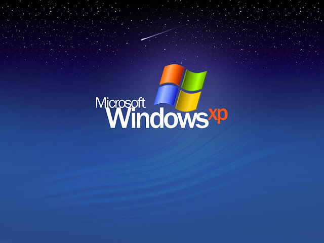 Windows XP Pro SP3