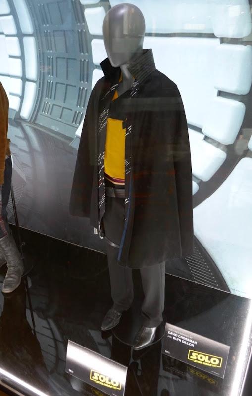 Donald Glover Solo Star Wars Lando Calrissian costume