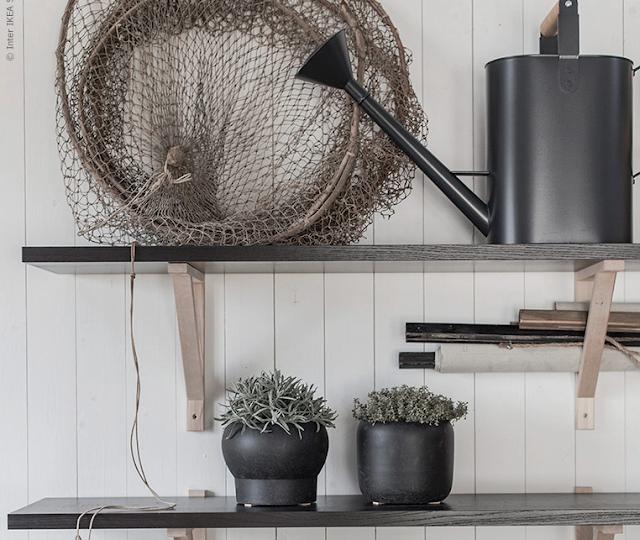 printemps green chez ikea. Black Bedroom Furniture Sets. Home Design Ideas